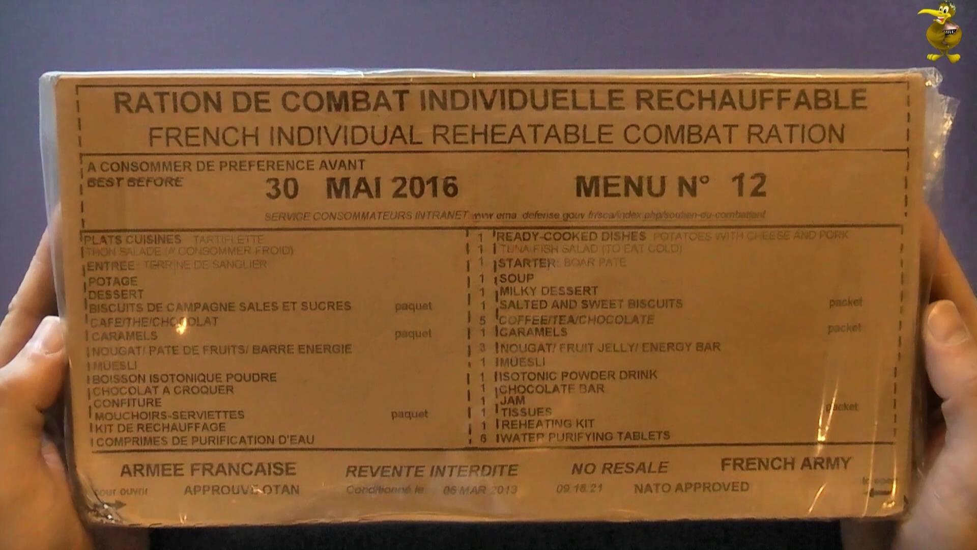 RCIR de l'Armée Française