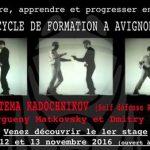 Cycle de formation à Avignon 12 et 13 novembre
