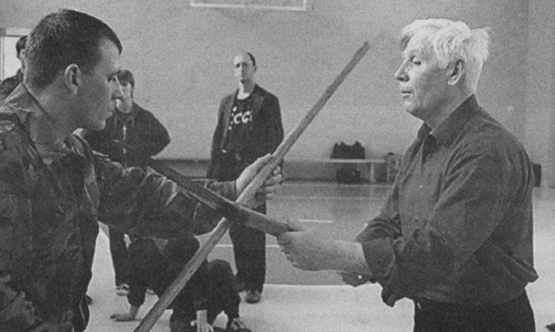 A.A. Kadochnikov : 'Sans défense, il n'y a pas d'attaque. La défense et l'attaque sont les deux faces d'une même médaille'