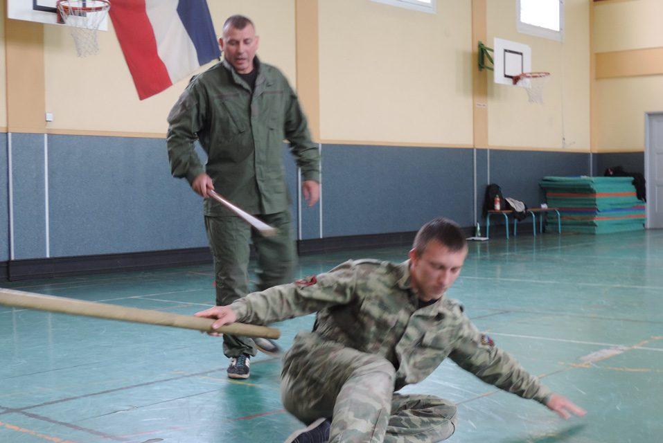 «Si tu as appris à tomber, tu es déjà un combattant.» Kadochnikov A. A.