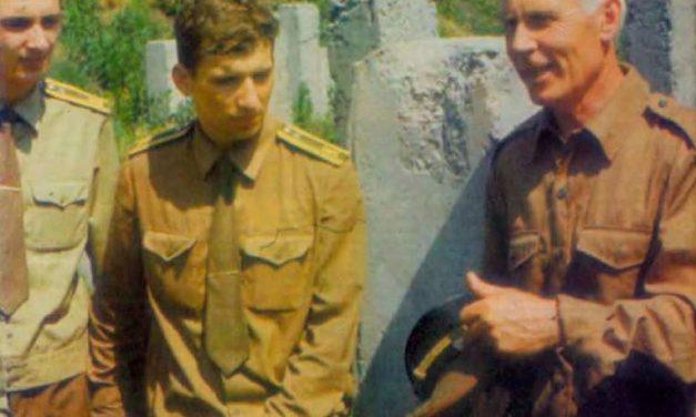 1991.Krasnodar. Ecole des missiliers