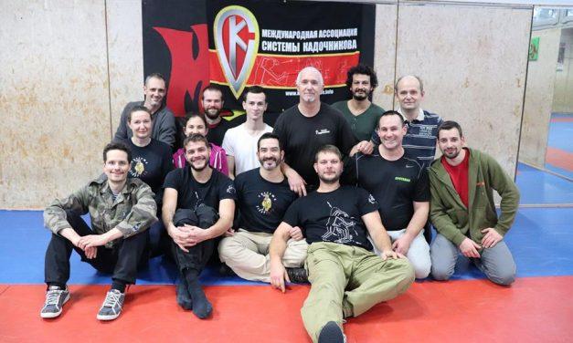 Le SKC, en visite à Besançon pour la première fois